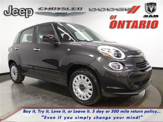 2015 FIAT 500L Pop Pop 4dr Hatchback