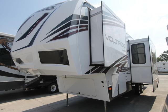 2015 Fifth Wheel Toy Hauler Under 50k For Sale In Garden