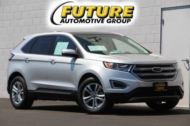 2015 Ford Edge FWD SEL