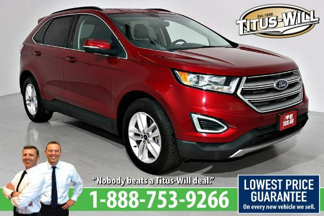 2015 Ford Edge SEL AWD SEL 4dr Crossover