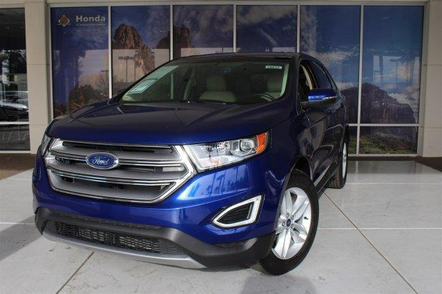 2015 Ford Edge SEL SEL 4dr Crossover