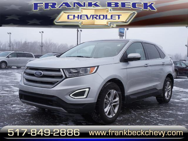 2015 ford edge sel sel 4dr suv for sale in hillsdale michigan classified. Black Bedroom Furniture Sets. Home Design Ideas