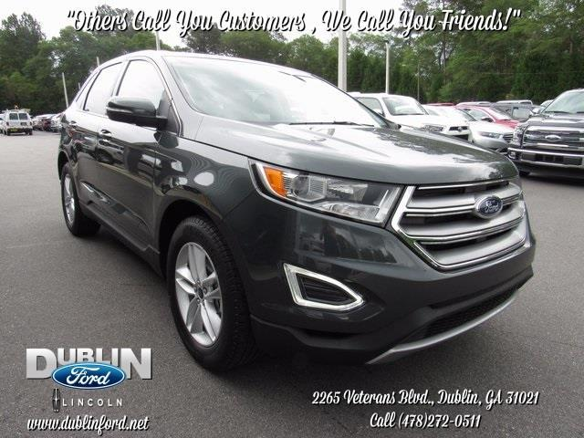 2015 ford edge sel sel 4dr suv for sale in dublin georgia. Black Bedroom Furniture Sets. Home Design Ideas
