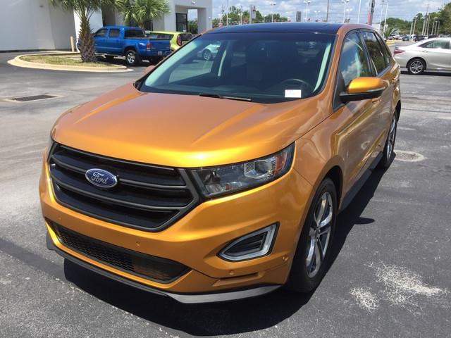 2015 Ford Edge Sport Sport 4dr Crossover