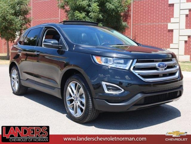 2015 ford edge titanium titanium 4dr crossover for sale in norman oklahoma classified. Black Bedroom Furniture Sets. Home Design Ideas