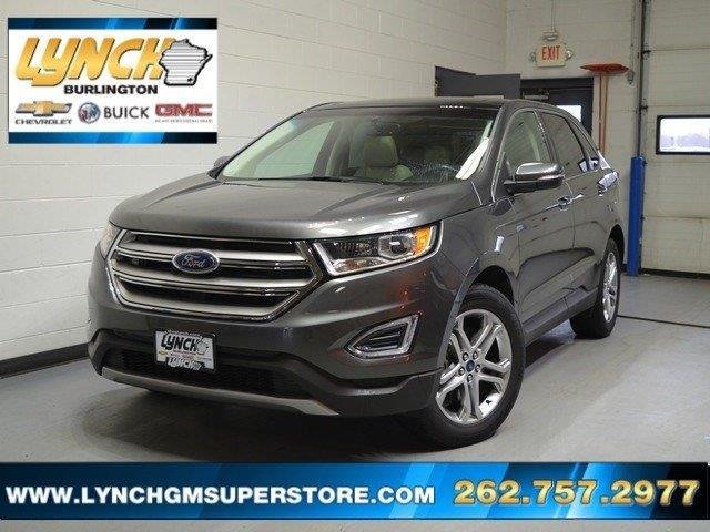 2015 ford edge titanium titanium 4dr suv for sale in burlington wisconsin classified. Black Bedroom Furniture Sets. Home Design Ideas