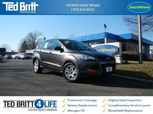 2015 Ford Escape S S 4dr SUV