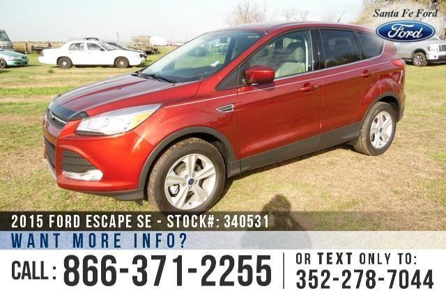 2015 Ford Escape SE - SAVE thousands on ALL New Ford