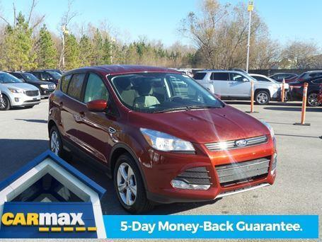 2015 Ford Escape SE SE 4dr SUV