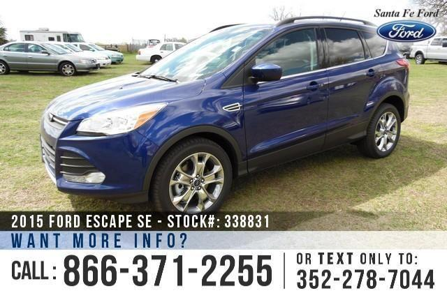 2015 Ford Escape SE - Sticker $32,425 - YOUR PRICE