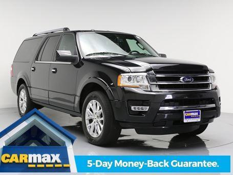 2015 Ford Expedition EL Limited 4x2 Limited 4dr SUV