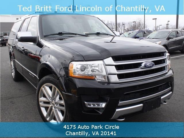 2015 ford expedition el platinum 4x4 platinum 4dr suv for sale in chantilly virginia classified. Black Bedroom Furniture Sets. Home Design Ideas