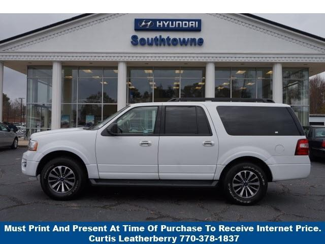 2015 ford expedition el xlt 4x2 xlt 4dr suv for sale in newnan georgia classified. Black Bedroom Furniture Sets. Home Design Ideas