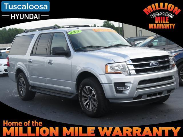 2015 Ford Expedition EL XLT 4x2 XLT 4dr SUV