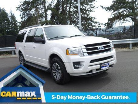 2015 Ford Expedition El Xlt 4x4 Xlt 4dr Suv For Sale In
