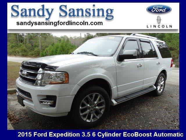2015 Ford Expedition Limited 4x2 Limited 4dr SUV