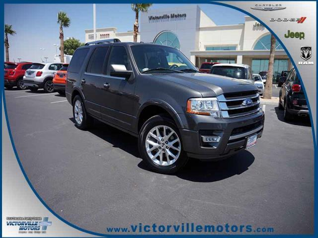 2015 ford expedition limited 4x2 limited 4dr suv for sale in victorville california classified. Black Bedroom Furniture Sets. Home Design Ideas