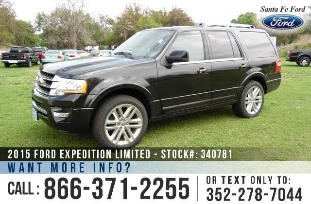 2015 Ford Expedition Limited - Sticker $62,245 - YOUR