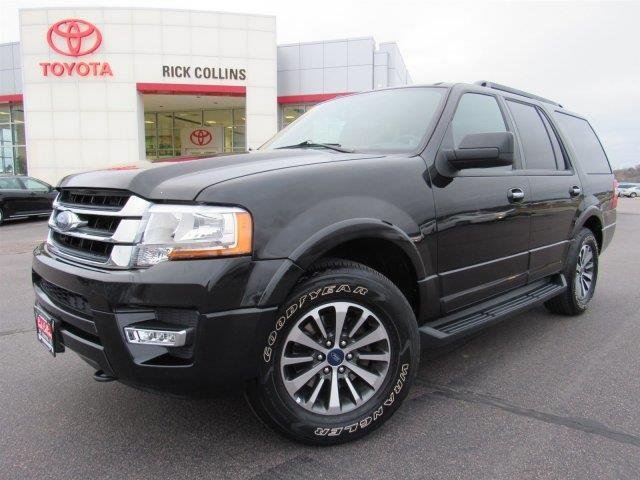 2015 Ford Expedition XLT 4x4 XLT 4dr SUV