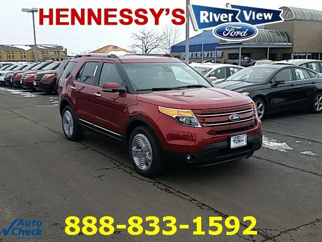 2015 ford explorer 4x4 limited 4dr suv for sale in oswego illinois classified. Black Bedroom Furniture Sets. Home Design Ideas