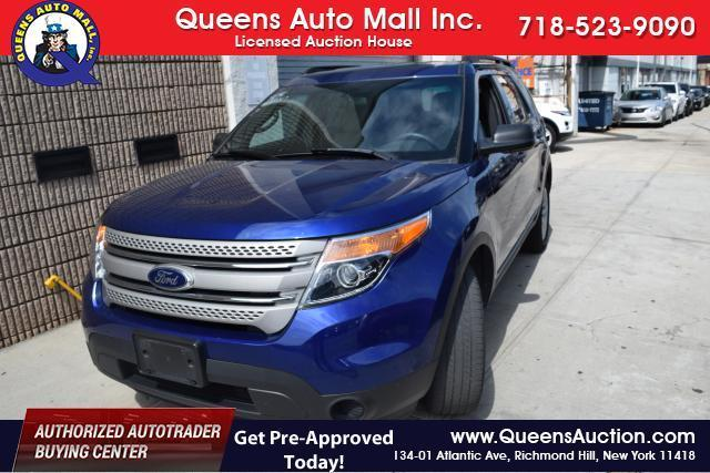 2015 Ford Explorer Base AWD Base 4dr SUV