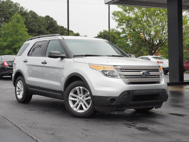 2015 Ford Explorer Base Base 4dr SUV