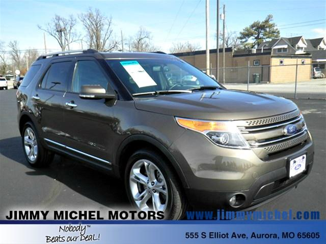 2015 Ford Explorer Limited Aurora, MO