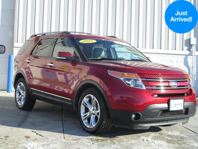 2015 ford explorer limited awd limited 4dr suv for sale in dubuque iowa classified. Black Bedroom Furniture Sets. Home Design Ideas