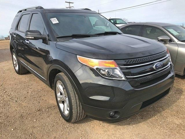 2015 Ford Explorer Limited AWD Limited 4dr SUV