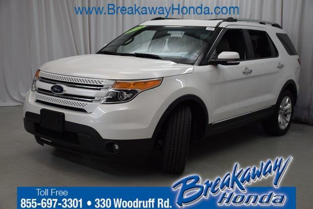 2015 ford explorer limited limited 4dr suv for sale in greenville south carolina classified. Black Bedroom Furniture Sets. Home Design Ideas