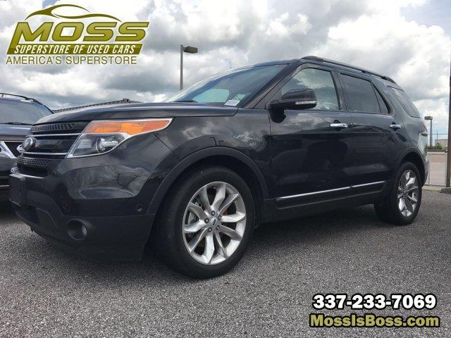 2015 ford explorer limited limited 4dr suv for sale in lafayette louisiana classified. Black Bedroom Furniture Sets. Home Design Ideas