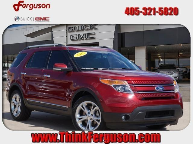 2015 ford explorer limited limited 4dr suv for sale in norman oklahoma classified. Black Bedroom Furniture Sets. Home Design Ideas