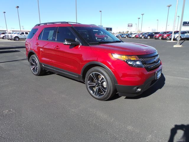 2015 ford explorer sport awd sport 4dr suv for sale in scottsbluff nebraska classified. Black Bedroom Furniture Sets. Home Design Ideas