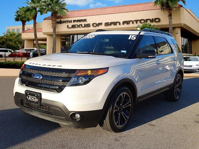 2015 ford explorer sport awd sport 4dr suv for sale in san antonio texas classified. Black Bedroom Furniture Sets. Home Design Ideas