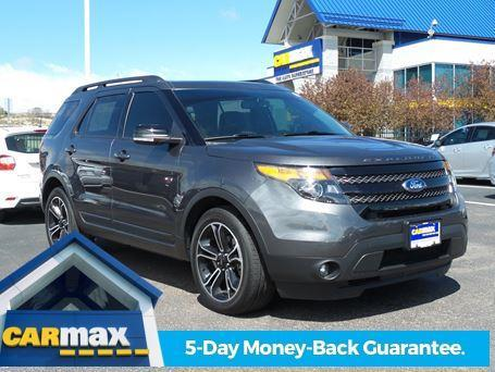 2015 ford explorer sport awd sport 4dr suv for sale in colorado springs colorado classified. Black Bedroom Furniture Sets. Home Design Ideas