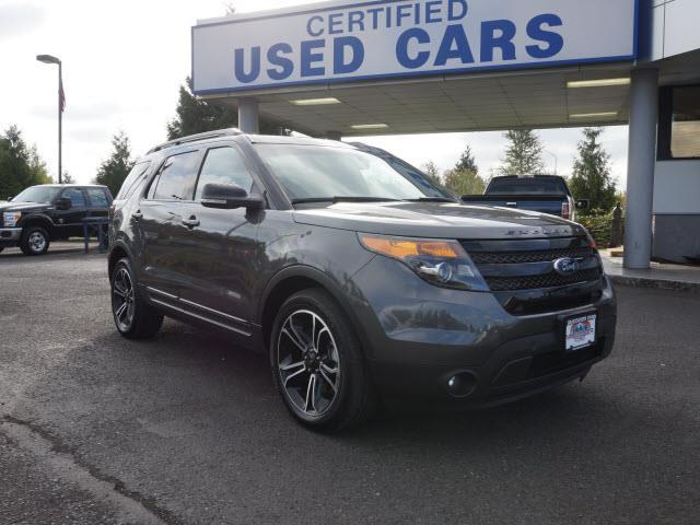 2015 ford explorer sport awd sport 4dr suv for sale in vancouver washington classified. Black Bedroom Furniture Sets. Home Design Ideas