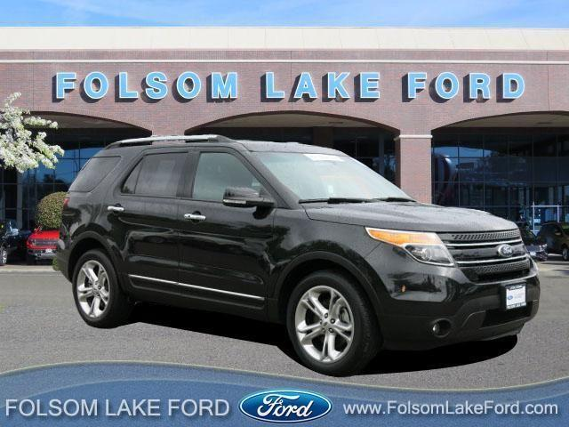 2015 ford explorer sport utility limited for sale in folsom california classified. Black Bedroom Furniture Sets. Home Design Ideas