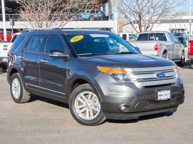 2015 Ford Explorer XLT AWD XLT 4dr SUV