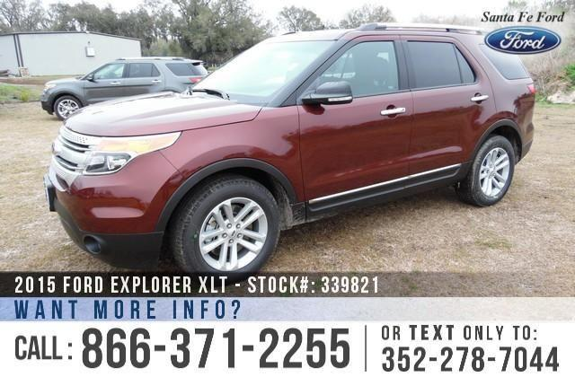 2015 Ford Explorer XLT - SAVE thousands on ALL New Ford