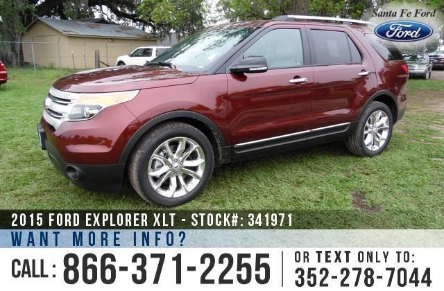 2015 Ford Explorer XLT - Window Sticker $39,600 - YOUR