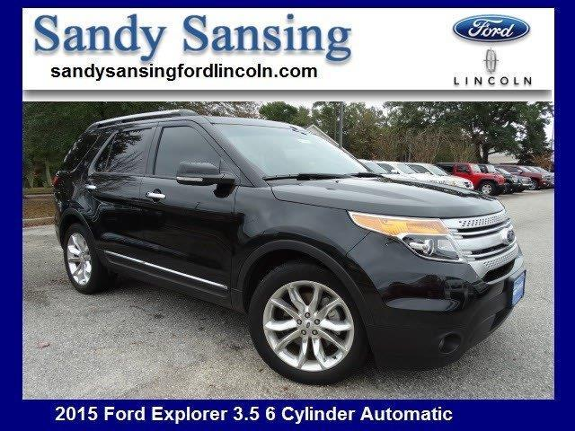 2015 ford explorer xlt xlt 4dr suv for sale in daphne alabama classified. Black Bedroom Furniture Sets. Home Design Ideas