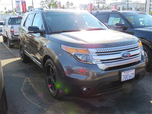 2015 ford explorer xlt xlt 4dr suv for sale in northridge california classified. Black Bedroom Furniture Sets. Home Design Ideas