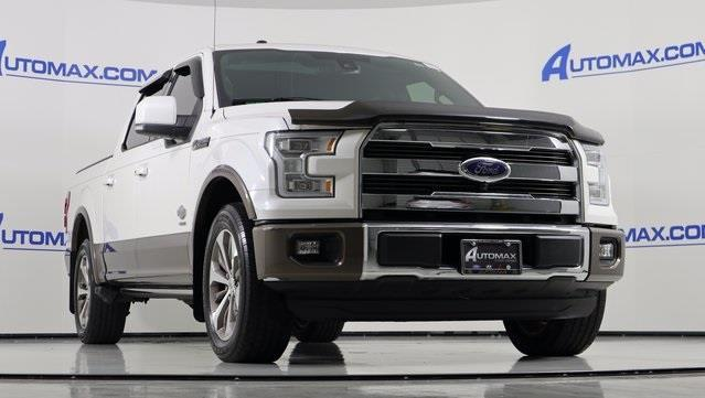 2015 Ford F-150 King Ranch 4x2 King Ranch 4dr SuperCrew