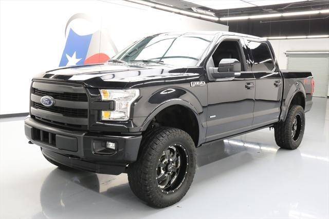 2015 ford f 150 king ranch 4x4 king ranch 4dr supercrew 5 5 ft sb for sale in houston texas. Black Bedroom Furniture Sets. Home Design Ideas