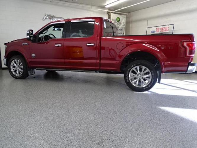 2015 ford f 150 king ranch 4x4 king ranch 4dr supercrew 6 5 ft sb for sale in oconomowoc. Black Bedroom Furniture Sets. Home Design Ideas