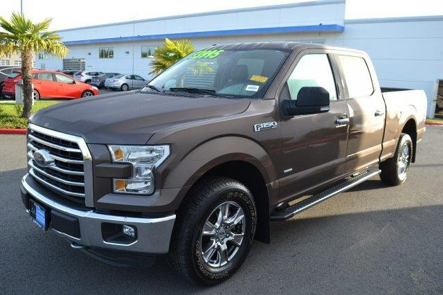 2015 Ford F-150 King Ranch 4x4 King Ranch 4dr SuperCrew