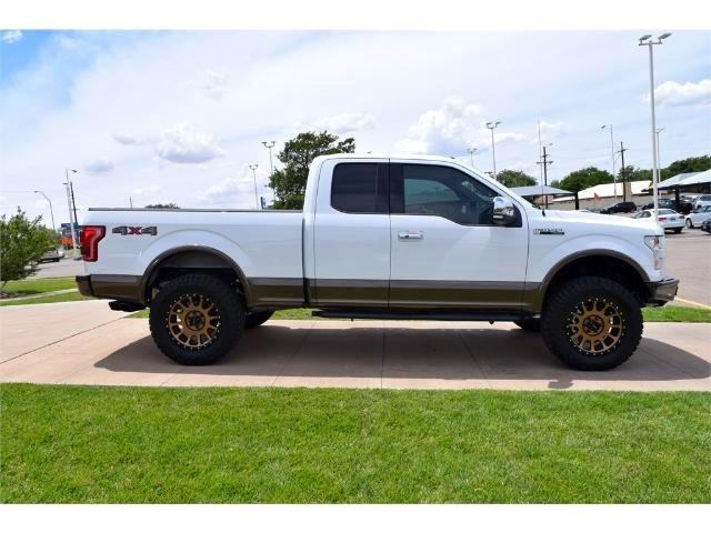 2015 ford f 150 lariat 4x4 lariat 4dr supercab 8 ft lb for sale in lubbock texas classified. Black Bedroom Furniture Sets. Home Design Ideas
