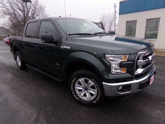 2015 Ford F-150 Lariat 4x4 Lariat 4dr SuperCrew 5.5 ft.
