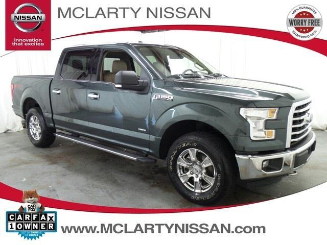 American Auto Sales Little Rock: 2015 Ford F-150 Lariat 4x4 Lariat 4dr SuperCrew 5.5 Ft. SB