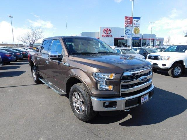 2015 ford f 150 lariat 4x4 lariat 4dr supercrew 5 5 ft sb for sale in cairo oregon classified. Black Bedroom Furniture Sets. Home Design Ideas